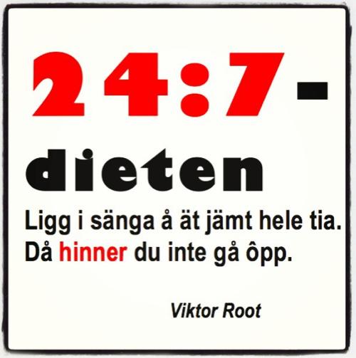 24-7-dieten