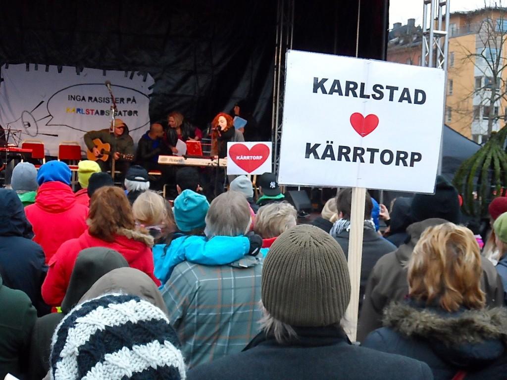 Karlstad hjärta Kärrtorp