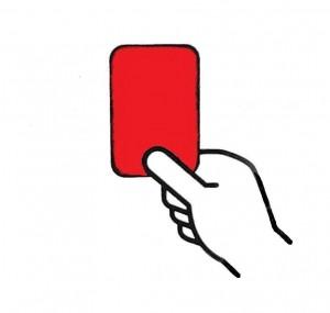 Rött kort