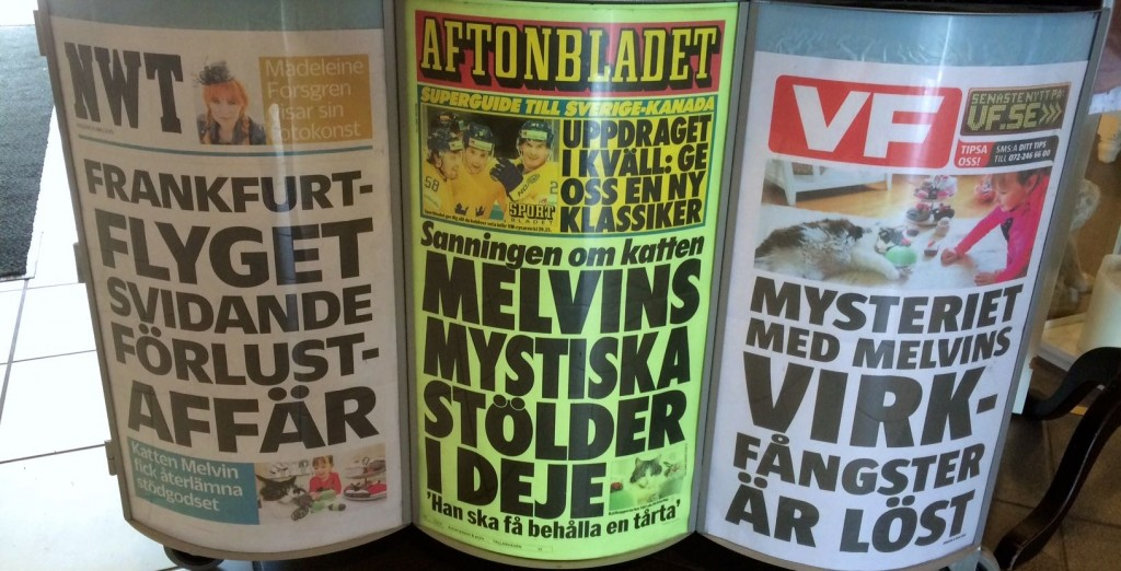 Mysteriet Melvin