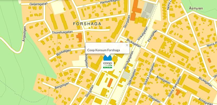 Livets mening finns på Storgatan 36 i Forshaga
