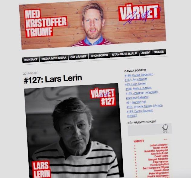 Värvet Lars L
