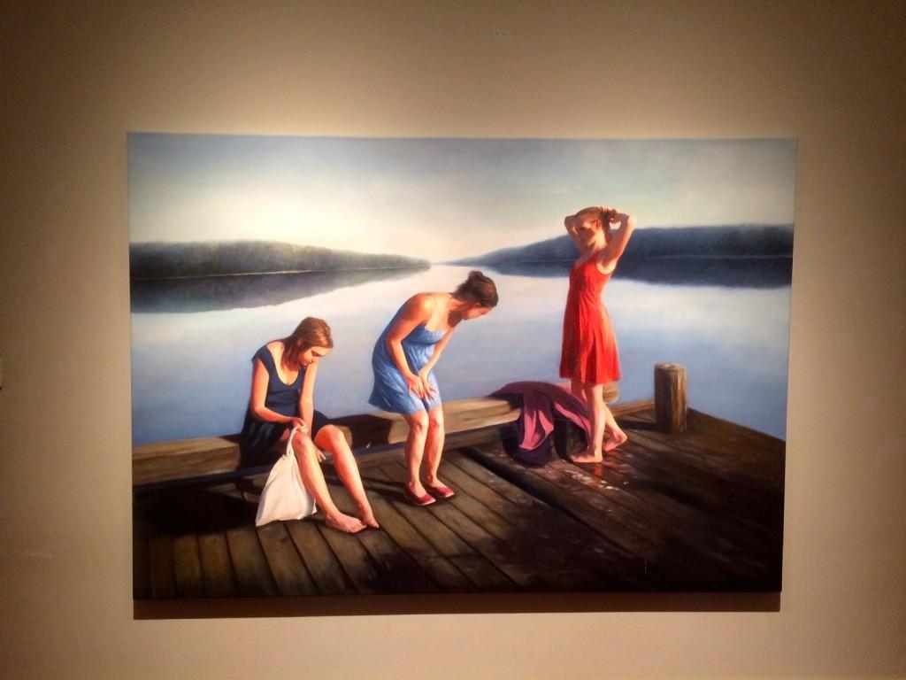 Karin Broos-utställning på Waldemarsudde